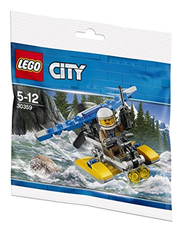 レゴ(LEGO) 山のポリス 水上飛行機 (ミニセット) 30359
