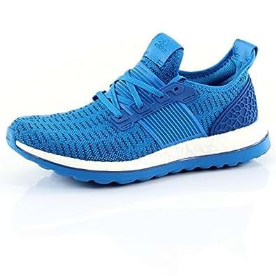 アディダス(adidas) ピュア ブースト ZG AQ6765 ショックブルーS16/ショックブルーS16/イーキューティーブルーS16 25.0cm
