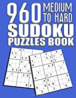 Sudoku Puzzle Book: Take a break, relax, and do a little puzzling