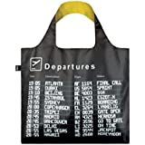 LOQI LQB1-AIAR Airport Arrivals Shopping Bag, Arrivals, L Capacity