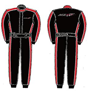 MZRacingクルースーツ Lサイズ 適応身長170-175cm