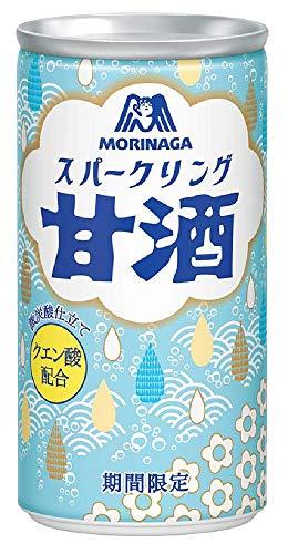 スパークリング甘酒 190ml ×30缶