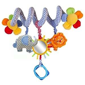 ROSENICE ベビー ベッド メリー 赤ちゃん おもちゃ ライオン