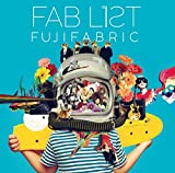 【Amazon.co.jp限定】FAB LIST 1(通常盤)【特典ステッカー付】