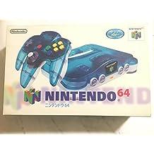 NINTENDO64本体 クリアブルー