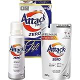 【ギフトセット】アタック ZERO(ゼロ) 洗濯洗剤 液体 KAB-10