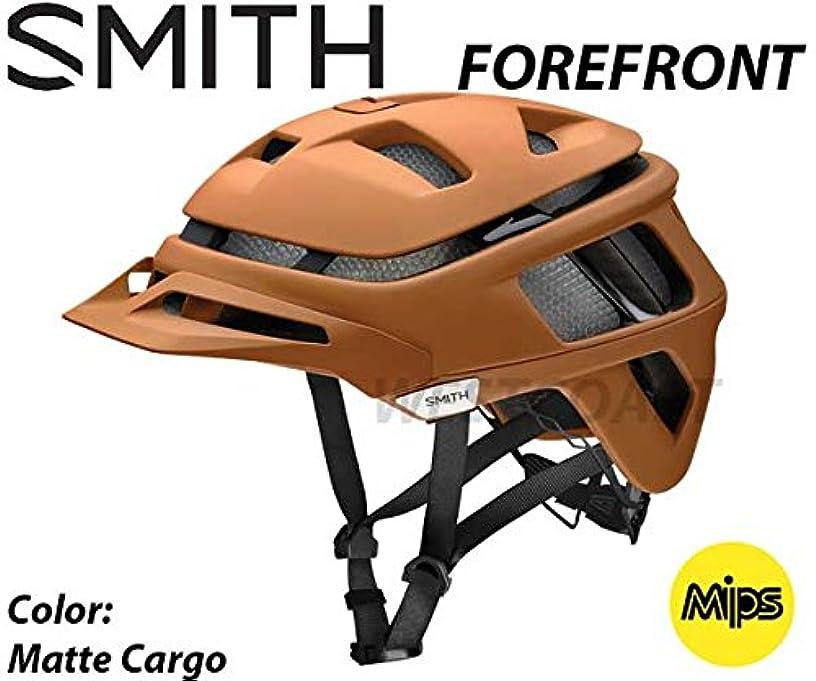 ヒップインポート消費SMITH(スミス) (2018)【品名】FOREFRONT(Mips搭載)【カラー】Matte Cargo ヘルメット?自転車