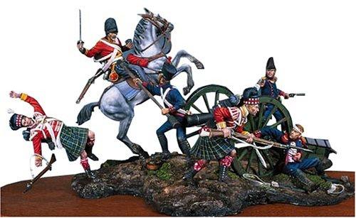 アンドレアミニチュアズ S7-S03 Scotland for ever 1815!