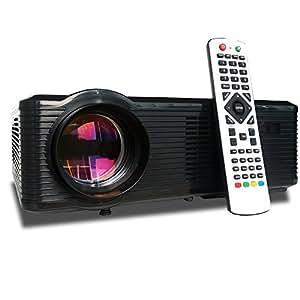Hd 720p Projector Cl720 Black by Cheerlux [並行輸入品]
