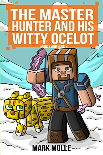 Download Master Hunter:Robots Revolt, Book 8 and Book 9 (An Unofficial Minecraft Diary Book for Kids Ages 9 - 12 (Preteen) (English Edition) B074W5D6FJ