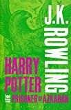 Harry Potter and the Prisoner of Azkaban (Harry Potter 3 Adult Cover)