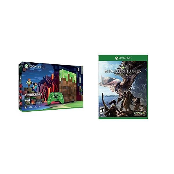 Xbox One S 1TB Minecraft...の商品画像