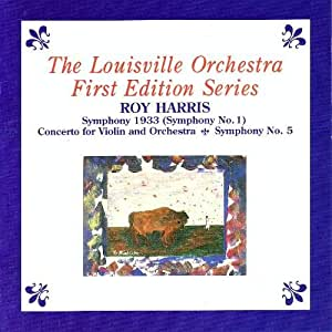 Orchestral Music By Roy Harris
