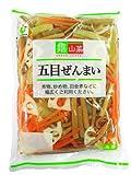 ヤマサン食品工業 嬉山菜 五目ぜんまい 200g×5袋