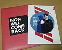 iKON Welcome back 会場限定 CD ユニョン