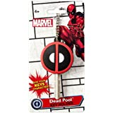 Marvel Deadpool Logo Soft Touch PVC Key Holder