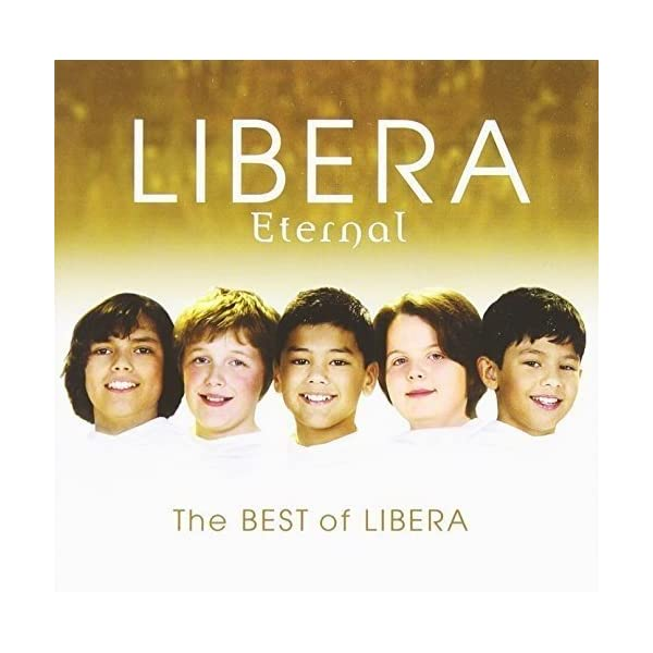 Eternal: The Best of Liberaの商品画像