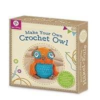 Tobar Make Your Own Crochet Owl Craft