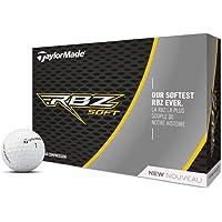 TaylorMade RBZソフトダースゴルフボール、白、1ダース(2019)