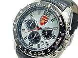 フットボールウォッチ アーセナル クオーツ クロノ メンズ 腕時計 GA3722[並行輸入]