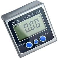 zmart デジタル傾斜計 デジタルアングルセンサー 角度 勾配