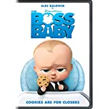 The Boss Baby [DVD] [Import]