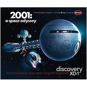 メビウス 1/144 2001年宇宙の旅 ディスカバリー号 プラモデル MOE2001-3