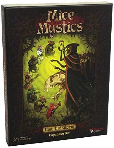 Mice and Mystics : The Heart of Glorm Expansion