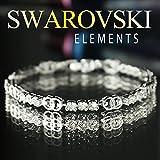 【SWAROVSKI ELEMENTS】ラグジュアリーブレスレット XIRIUS1088 スワロフスキー エレメンツ エレガント シリウス #1088