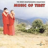 Music of Tibet by Deben Bhattacharya (2006-01-01)