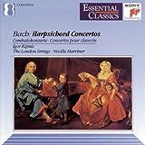 Bach: Harpsichord Concertos / Kipnis, Marriner