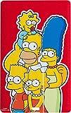 GreyStar TRIBE ザ・シンプソンズ ファミリー カード型 USB メモリー ドライブ The Simpsons USB CARD SIMPSON FAMILY FC003402