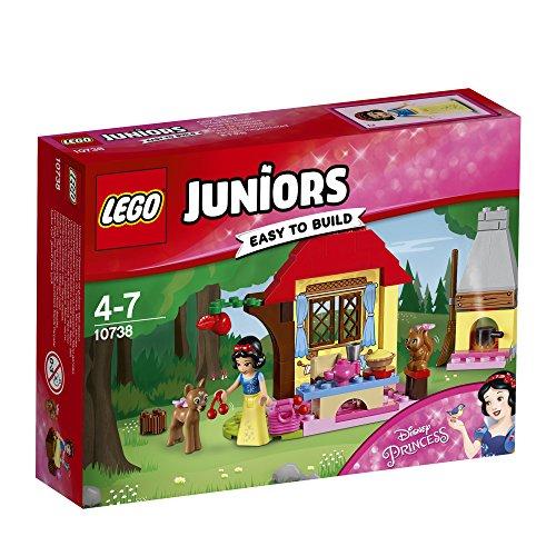 レゴ(LEGO)ジュニア 白雪姫の森のおうち 10738