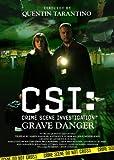 CSI:科学捜査班 クエンティン・タランティーノ監督 グレイブ・デンジャー (初回限定生産) [DVD]