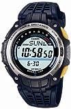 [カシオ]CASIO 腕時計 スタンダード SPORTS GEAR LAP&DISTANCE SGW-200-2JF メンズ