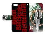 血界戦線 03 ザップ・レンフロ 手帳型スマホケース iPhone6/6s/7/8兼用