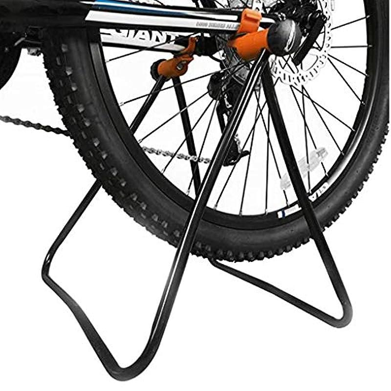 チーズ邪魔個人自転車サイドスタンド, 自転車スタンド、高さ調節、折り畳み式のメカニック修理はバイクが自転車の保管用スタンドラック
