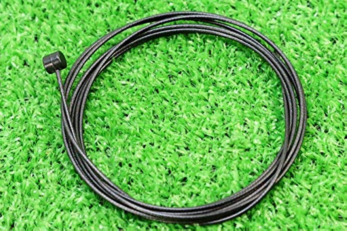 軽量かなりのくしゃみジャグワイヤ(Jagwire) テフロンコート MTBブレーキ用 インナーケーブル ステンレス ブレーキワイヤー Φ1.6*1700mm 1本 ブラック