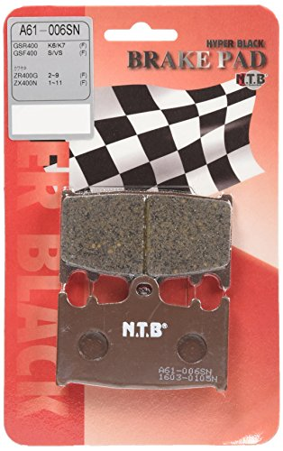 NTB(エヌティービー) ブレーキパッド 主にスズキ車 A61-006SN