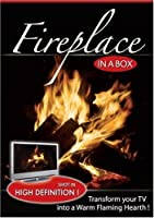 Fireplace in a Box [DVD] [Import]