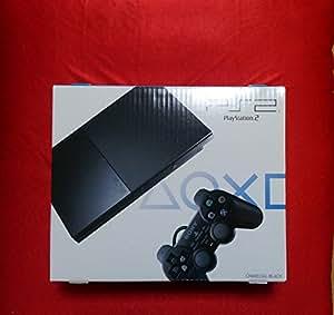 PlayStation 2 チャコール・ブラック (SCPH-90000CB)