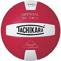 Tachikara SV5WSC Sensi Tec人工皮革ハイパフォーマンスバレーボール 0.62