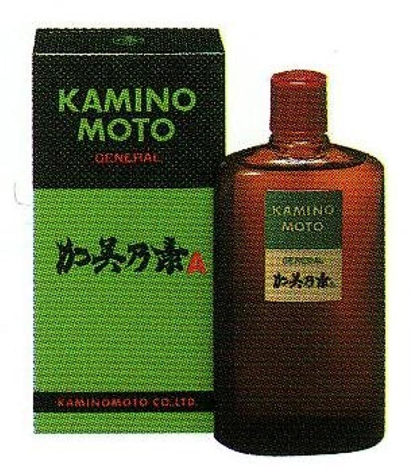 ニコチン責任さわやか加美乃素A【医薬部外品】 110ml