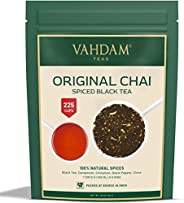 VAHDAM, India's Original Masala Chai Tea Loose Leaf (200+ Cups) | 100% Natural Ingredients | Black Tea, Ci