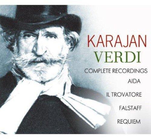 Verdi:Aida,Il Trovatore,Faistaff,Requiem