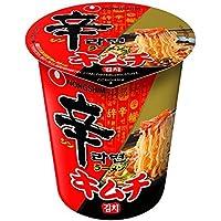 農心ジャパン 辛ラーメンカップ キムチ 68g×12個(MS)