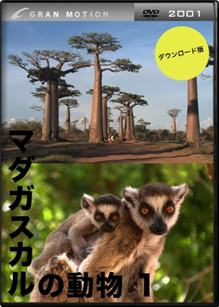 険しい航海振幅グランモーション 2001 マダガスカルの動物1 [ダウンロード]