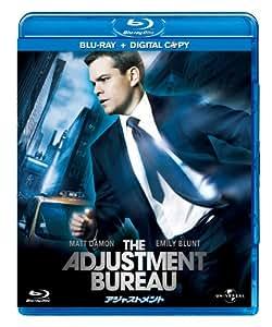アジャストメント(デジタル・コピー付) [Blu-ray]