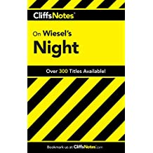 CliffsNotes on Wiesel's Night