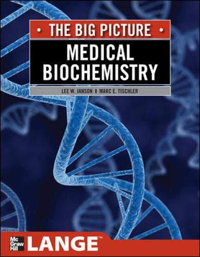 Download The Big Picture: Medical Biochemistry (LANGE The Big Picture) 0071637915